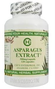 Picture of Asparagus Extract 120 Cap By Dr. Chi's